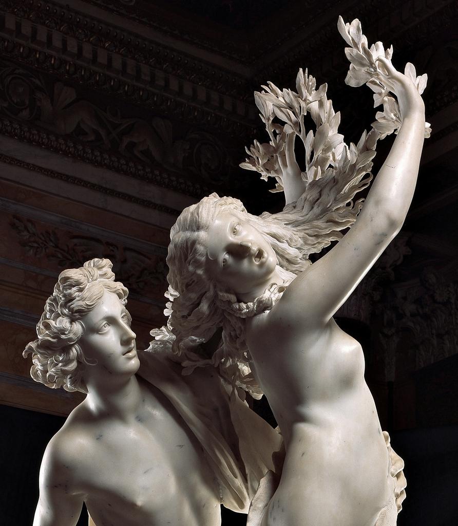 Gian Lorenzo Bernini, Galleria Borghese, Roma
