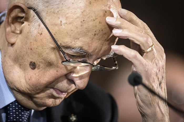 Stato-Mafia: consegnati a perito verbali Napolitano