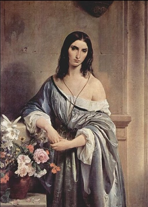 francesco_hayez_003_pensiero_malinconico_1842
