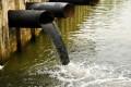 Fontana torbida e sorgente inquinata