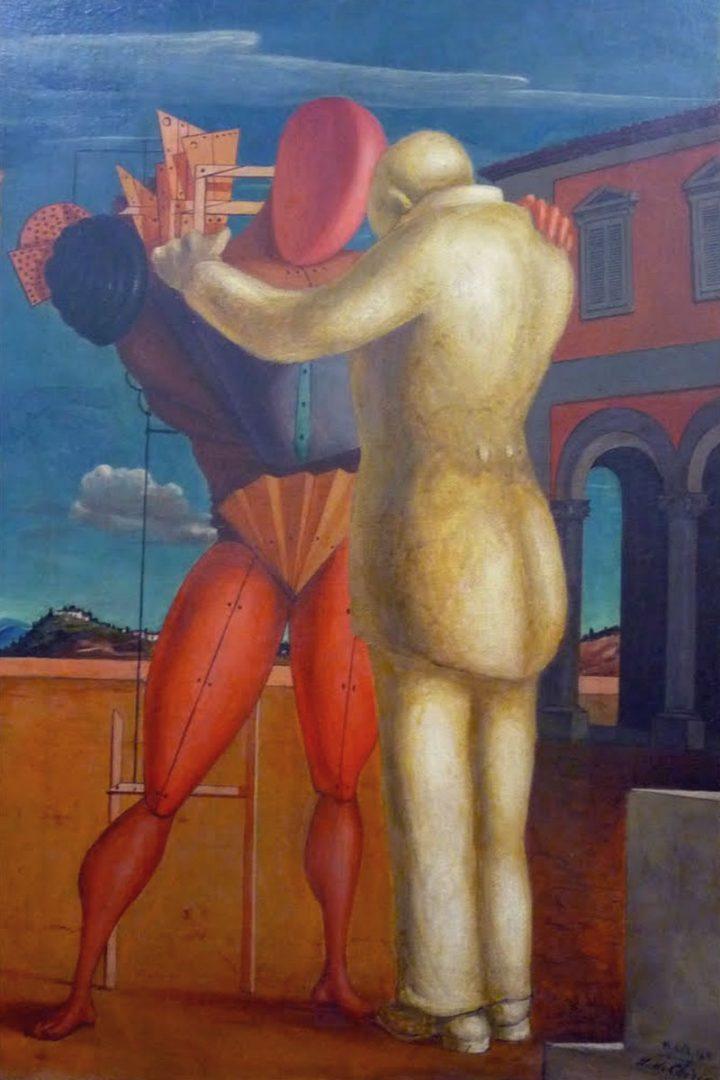 http://cultura.biografieonline.it/wp-content/uploads/2015/01/Il-figliol-prodigo-Giorgio-De-Chirico-Prodigal-son-1922.jpg
